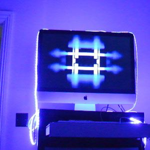 Build Your Own Dynamic Ambient Lighting For A Media Center