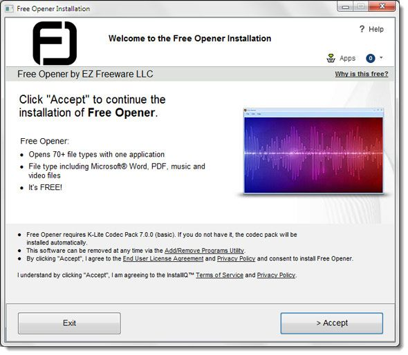 windows file opener