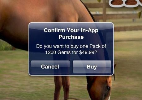 in app purchase tips