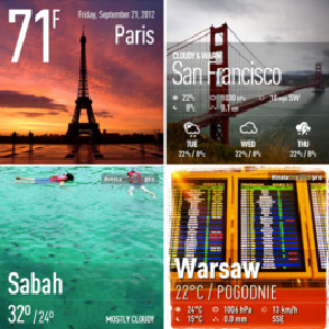 InstaWeather Pro Allows You To Merge Weather With Instagram Photos [iOS, Free For A Limited Time]