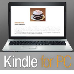 Kindle For PC Proves That You Don't Need A Kindle To Enjoy Books From Amazon