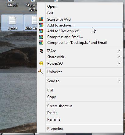 kuaizip3   KuaiZip: Compress Files To a Smaller Archive Using The KZ Archive Format