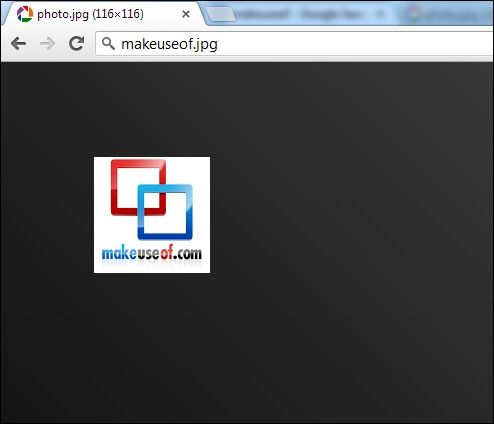 makeuseof   Image Viewer: Replace The Viewer While Opening An Image In Chrome