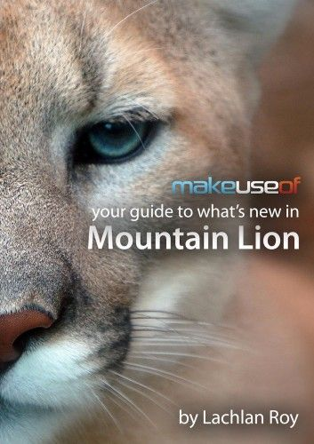 Your Guide to Mountain Lion