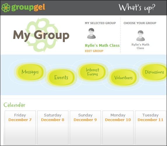 create online groups