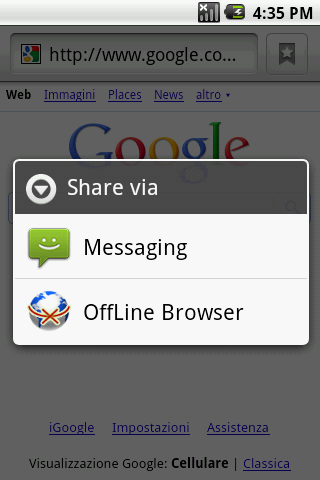 offline browser1   Offline Browser: Save Webpages To Your Smartphone For Offline Reading [Android 2.1+]