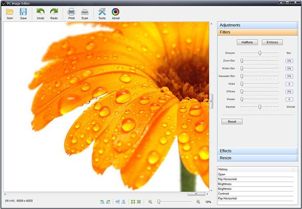 freeware image editing