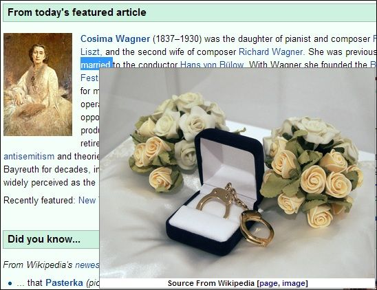 ring   Image Dictionary: Highlight Words in Chrome & Find Relevant Images Without Page Redirection