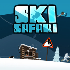 Winter Is Coming, Avoid The Cold Weather Blues By Playing Some Ski Safari [iPhone]