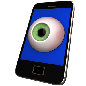 Your Smartphone Is Spying On You [GRAPHIC]