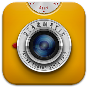 Starmatic – Kodak's 1959 Toy Camera Revived As An iOS Social Network