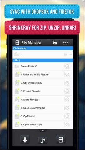 Rocket Downloader: A Media Grabber & Download Manager For Your iOS Device (Free Promocodes) sync