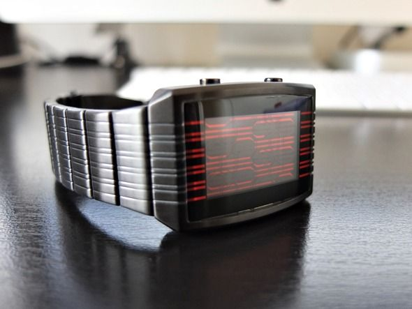 Tokyoflash Kisai Online LCD Watch Review and Giveaway