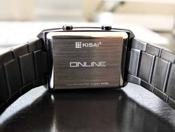 tokyoflash kisai online lcd watch review