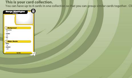 trading card creator