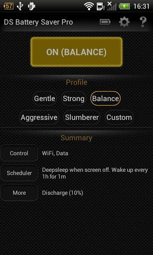 maximise battery life android
