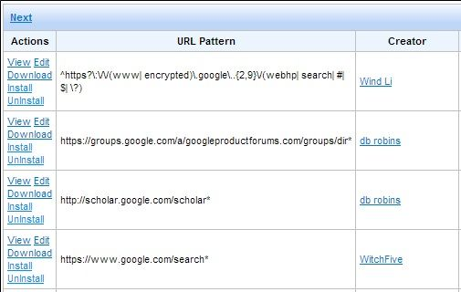 url   AutoPager Chrome: Attach a 'Next' Page At The End Of Every Current Page