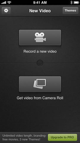 vjam 2   VJAM: Create Quick Video Mashups & Add Filters [iOS]