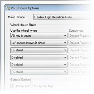Screen Too Bright, Speakers Too Loud? Don't Despair: Use Volumouse For Windows!