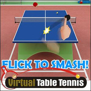 Play Epic Ping Pong Battles On Virtual Table Tennis 3 [iPhone]