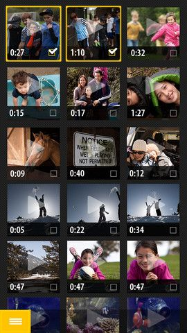 edit videos on your phone