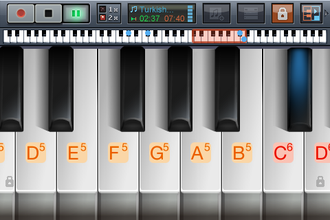 Echo Piano - An iPhone Musical Instrument Done Right [iOS, Free For A Limited Time] 2013 01 02 09