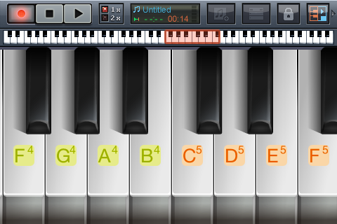 Echo Piano - An iPhone Musical Instrument Done Right [iOS, Free For A Limited Time] 2013 01 02 10