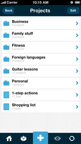 task todo list application