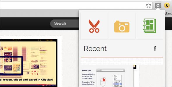 screenshots on the web