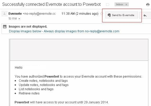 powerbot for gmail