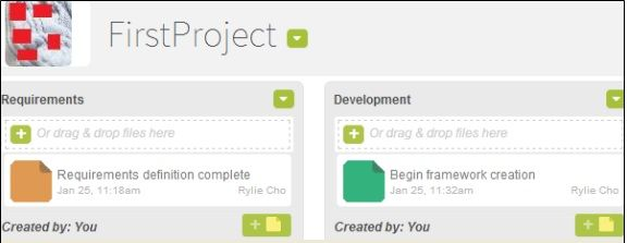 Project   Volerro: A Web Service That Simplifies Teamwork & Helps To Share Files Online