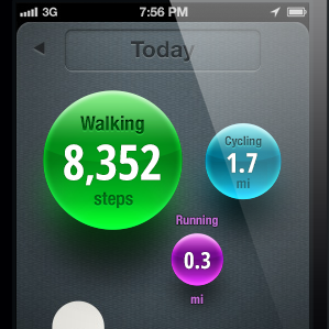 Moves For iPhone – Activity Tracking Done Right [iOS]