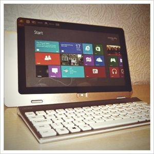 Acer Iconia W7 Windows 8 Tablet PC Review and Giveaway