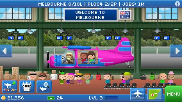 pocket planes game