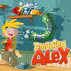 Physics, Puzzles & A Young Boy Come Together To Play In Amazing Alex [Android]