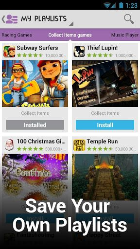 create your own android app store