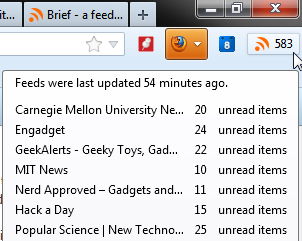 Brief: The Simple RSS Feed Reader You Were Always Looking