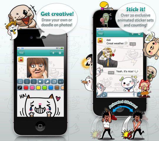 app voice text messaging
