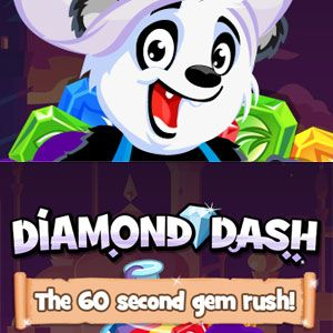 Go For A Jewel Rush And Try To Beat The Clock On Diamond Dash [iOS]