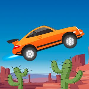 Last As Long As You Can Without Crashing In Extreme Road Trip [Android & iOS]