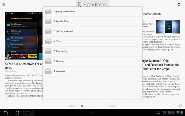 flipboard for android tablet
