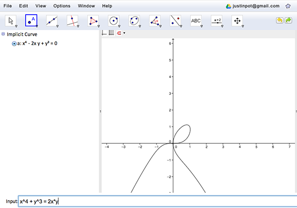 graphing calculator chrome