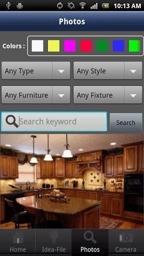 interior design ideas1   Interior Design Ideas & Photos: Creative Ideas For Interior Design [Android 2.1+]
