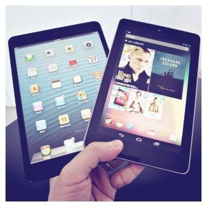 Nexus 7 vs. iPad Mini: A Comparative Review