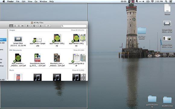 windows 7 snap to mac