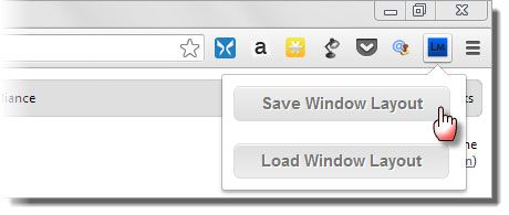 Save & Reload Your Browser Tabs Just The Way You Like It With Layout Manager [Chrome] layout manager01