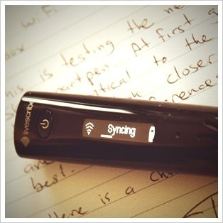 Livescribe Sky Wi-Fi Smartpen Review and Giveaway [Twitter Exclusive]