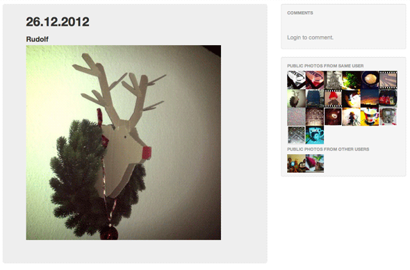 ownstagram screenshot