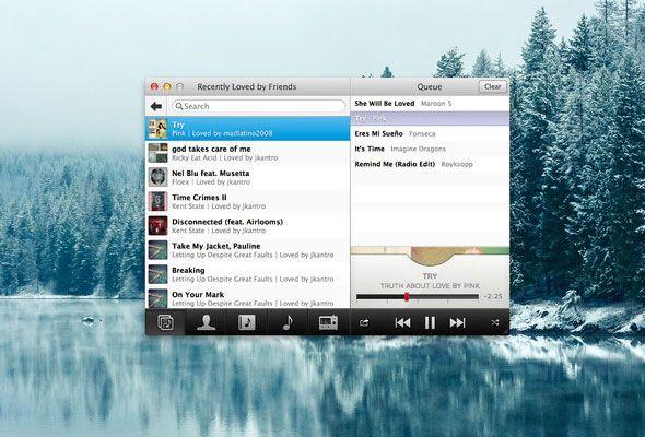 pinna1   Pinna for Mac: A Simple & Lightweight Music Player [OS X]