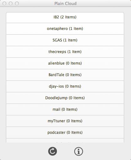 plaincloud1   Plain Cloud: Easily Access iCloud Files From Your Mac